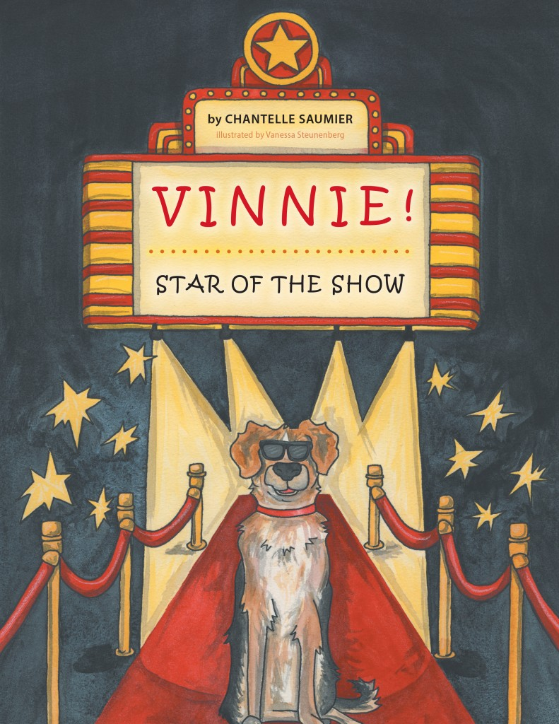 Cover of Vinnie! Star of the Show