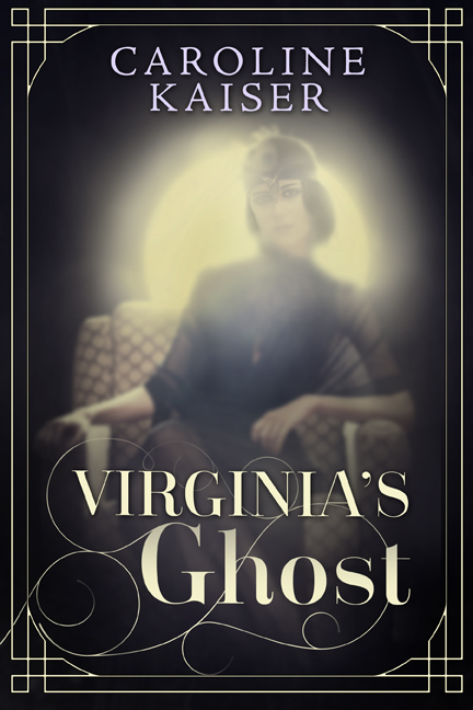 Virginia's Ghost book cover