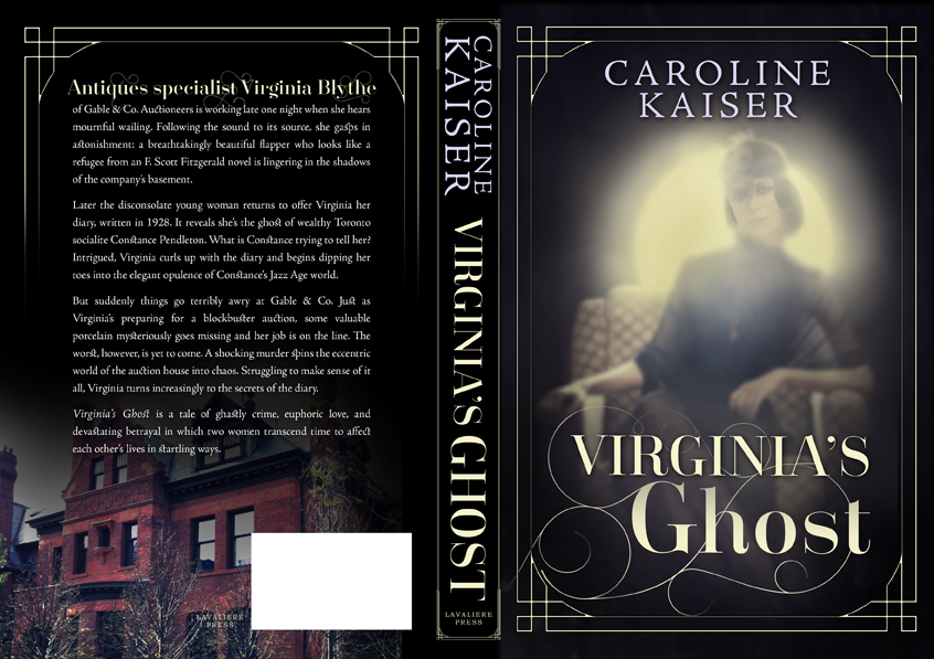 Virginia's Ghost cover